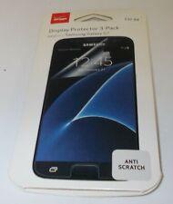 VERIZON Display Protector For Samsung Galaxy S7 1 Piece Anti Scratch New