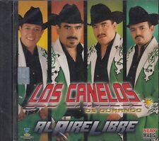 Los Canelos De Durango Al Aire Libre CD New Nuevo sealed