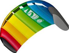 HQ Symphony Beach III 1.3 Rainbow Lenkmatte Allround Lenkdrachen R2F Kite