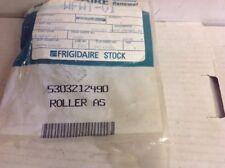 Genuine Frigidaire Refrigerator Front Roller Assembly 5303212490. Box76