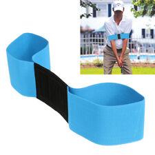 new Elastic Golf Arm Posture Motion Correction Belt Golf Beginner Training Aids