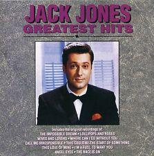 Jack Jones - Greatest Hits [New CD] Manufactured On Demand