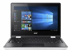 "Acer 11.6"" R11 Intel Celeron 4GB RAM 32GB Storage 2 in 1 Laptop"