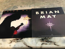 New listing Brian May Of Queen 2 Promo Album Flats Back To The Light 1993 12in X 12in