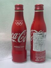 Coca-Cola Japan 2018 ALUMINIUM BOTTLE  WORLDWIDE PARTNERS