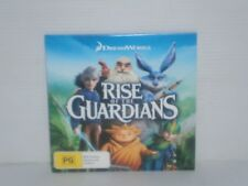 DREAMWORKS RISE OF THE GUARDIANS DVD