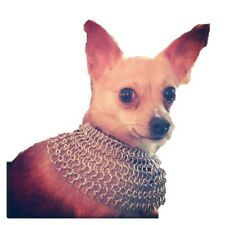 HALLOWEEN CHAIN MAIL PETS CUSTUME