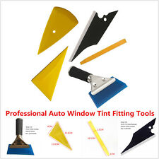 Professional Car Window Tint Film Fitting Tools Car Wrap Applicator Squeegee Kit