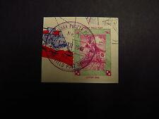 Stamp Poland Polska Poczta Polowa Polish Field Post Letter Seal 1942