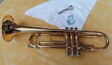 B-Trompete gebraucht, B&S, Modell 138