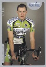CYCLISME carte cycliste CEDRIC COUTOULY équipe AGRITUBEL 2006