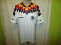 "Deutschland ""DFB"" Original Adidas Heim Weltmeisterschaft Trikot 1994 Gr.M TOP"