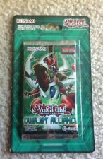 Yugioh Cards - Duelist Alliance 1st Edition Blister Pack Factory Sealed