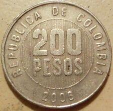 200 Pesos Oro 2007 Unc P.178 Dominican Rep Independent Dominikanische