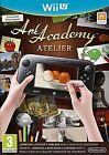 Wii U Art Academy Atelier Nuevo Precintado Pal España