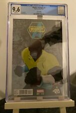 Mighty Avengers 1 - CBLDF Variant - Monica Rambeau First Appearance as Spectrum