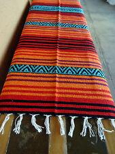 Peyote Serape Blanket ONWPT-4 Southwest Southwestern Mexican Afghan