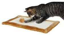 Trixie Large Cat Kitten Plush Scratching mat floor/wall scratcher