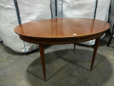 Living Room Vintage/Retro Oval Table & Chair Sets