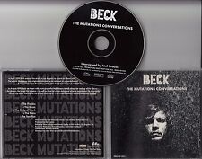 BECK The Mutations Conversations 1998 US promo only interview CD