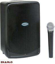 Samson Expedition XP40iw Portable Wireless PA System microphone speaker ipod