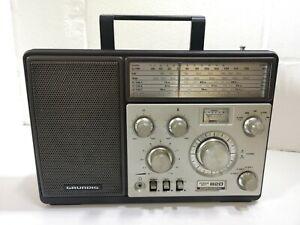 Grundig Ocean Boy 820 Multi Band Radio Vintage