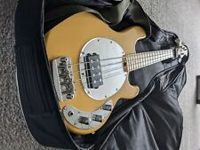 Sterling Stingray Ray24ca BASS with gig bag & more PLEASE READ DESCRIPTION