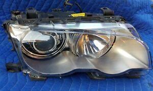 BMW E46 325ci 330 M3 Coupe 2Dr Vert OEM AL Right RH Bi-Xenon HID Headlight 99-04