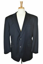 Jos. A. Bank Men Coats & Jackets Blazers 50 Black N/A