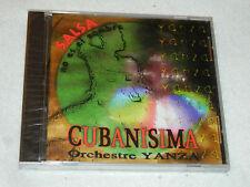 NEUF SOUS BLISTER new CD CUBANISIMA orchestre YANZA johnny ALDAMA cuba BROSSIN