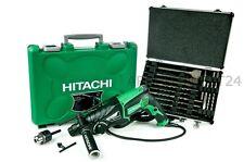 HITACHI DH26PC SDS-plus Martillo Perforador + 13mm SDS-plus Adaptador + MAKITA
