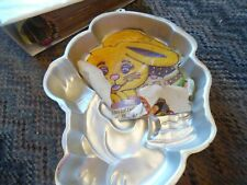 Vintage Wilton  Special delivery bunny   cake pan 2105-9001 insert  Easter