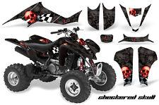 ATV Decal Graphic Kit Wrap For Suzuki LTZ400 Kawasaki KFX400 2003-2008 CHECK R K