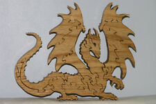 Winged Dragon Puzzle - Beautiful