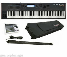 Kurzweil PC3K8 88 Key Super Package- KORE64 - KB88 - PC2SRIB Ribbon Controller