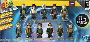 DR WHO MICRO FIGURES 11 DOCTORS 50th Years Anniversary - Choose Your FIGURES-