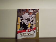 2010 Upper Deck National Convention VIP #VIP6 Wayne Gretzky