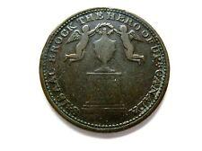 1816 Sir Isaac Brock Token