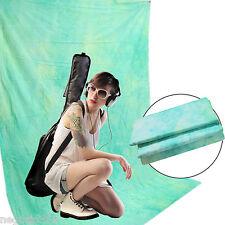 Fondo para Fotografìa 2,8x4mt SkyBlue Algodón 120g/sqm Estudio Fotografico Video