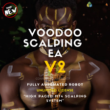 VOODOO SCALPING EA Fully Automated MT4 Trading Robot / System / Strategy