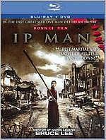 IP MAN (Donnie Yen) - BLU RAY - Region Free - Sealed
