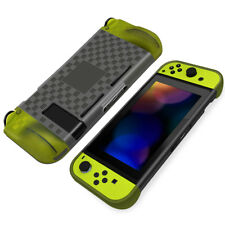 for Nintendo Switch Accessories Set Full Cover Hard Case Screen Protector Gift