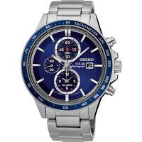 Reloj Seiko ssc431p1 solar hombre con calibre V172