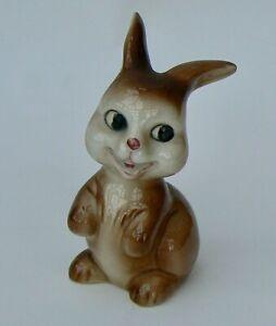 Vintage 1960 GOEBEL HUMMEL cute Thumper-like BABY RABBIT PEPPER POT