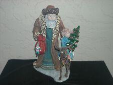 Duncan Royale History of Santa Ii Limited Edition Figurine Bavarian Santa