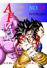 Doujinshi Dragon Ball AF DBAF After the Future vol.19 (A5 76pages) Youngjijii