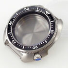 Fit for NH35A NH36A Sapphire Luminous 44MM Steel 200M Water Reistance Watch Case