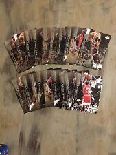 1999 Upper Deck Michael Jordan Black Diamond  BULLS lot 20 Cards