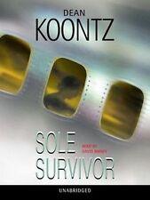 Dean KOONTZ / SOLE SURVIVOR      [ Audiobook ]