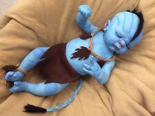 Reborn baby boy Avatar, full body, 20 inches!!!
